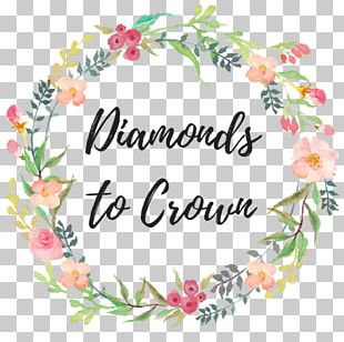 Floral Design Wreath Flower Crown Garland PNG