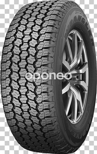Car Goodyear Tire And Rubber Company Jeep Wrangler Off-road Tire PNG