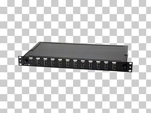 Cable Management Patch Panels Single-mode Optical Fiber Optics PNG