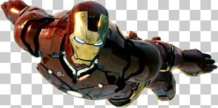 Iron Mans Armor Flight PNG