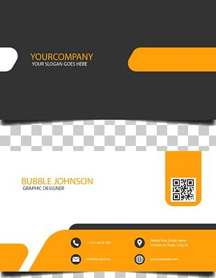 Business Card Logo Graphic Design PNG