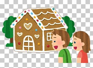 Hansel And Gretel Gingerbread House Hansel Grimm Chocolate PNG