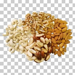 Raw Foodism Organic Food Mixed Nuts Almond PNG