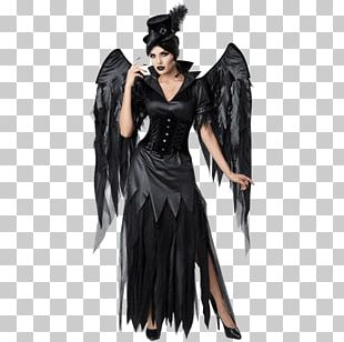 Halloween Costume Gothic Fashion Clothing Costume Party PNG