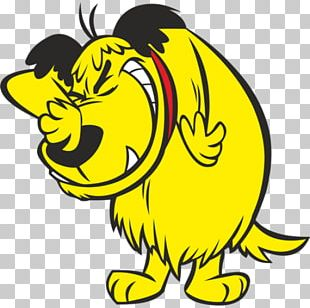 Muttley Laughter Dog LOL PNG