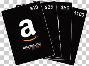Amazon.com Gift Card Shopping Voucher PNG