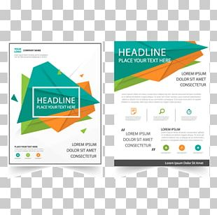 Flyer Page Layout Brochure Publishing PNG