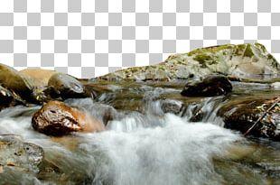Natural Spring Water PNG