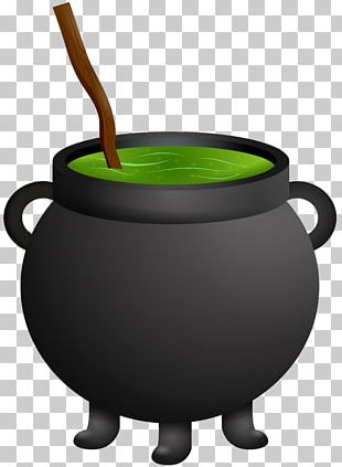 Cauldron Witchcraft Halloween PNG