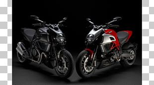 Cruiser Car Ducati Diavel Motorcycle Sport Bike PNG