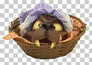 Big Bad Wolf Gray Wolf Little Red Riding Hood Basket Costume PNG