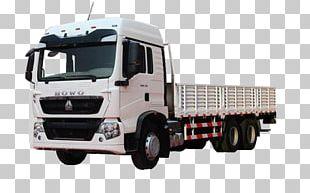 Commercial Vehicle Car Van Truck Sinotruk (Hong Kong) PNG