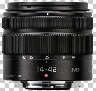 Camera Lens Canon EF Lens Mount Digital SLR Panasonic 12-32mm F3.5-5.6 Mega OIS Lens PNG