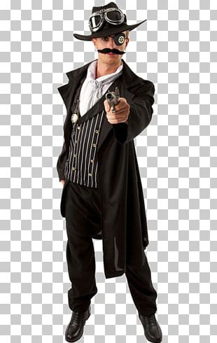 Costume Male Piracy Captain Hook Clint Barton PNG