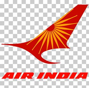 Delhi Air India Limited Airline Logo PNG