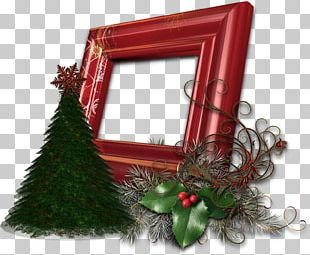 Christmas Tree Christmas Ornament Ded Moroz Frames New Year Tree PNG