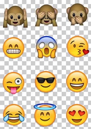 Emoji Emoticon Smiley WhatsApp PNG