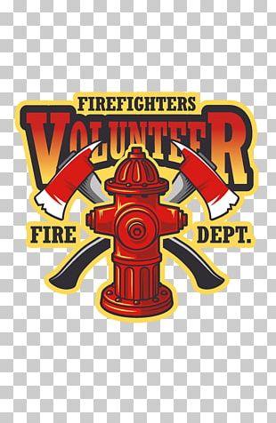 Firefighter Fire Department Firefighting Logo PNG