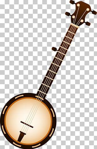 Banjo Musical Instruments String Instruments Bluegrass PNG