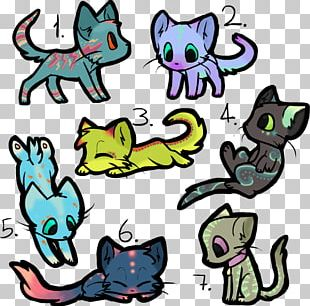 Cats Of The Clans Kitten Warriors Popular Cat Names PNG