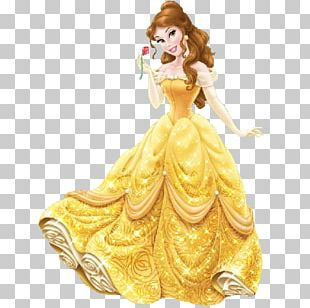 Belle Princess Aurora Rapunzel Cinderella Wall Decal PNG