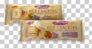 Rice Cracker Flavor Club Crackers PNG