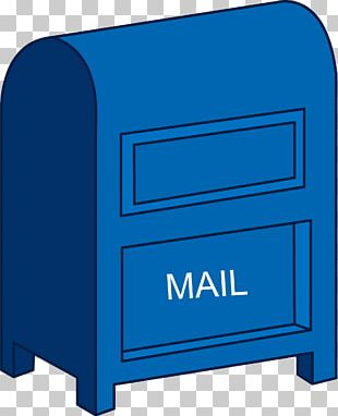 Letter Box United States Postal Service Mail Post Box Post-office Box PNG