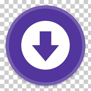 Purple Symbol Trademark Electric Blue PNG