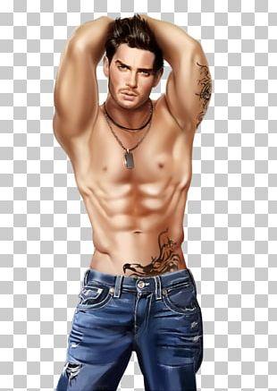 Erhardt Gißke Male Damon Salvatore 3D Computer Graphics PNG