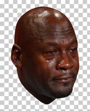 Michael Jordan Crying Face PNG