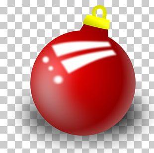 Christmas Ornament PNG