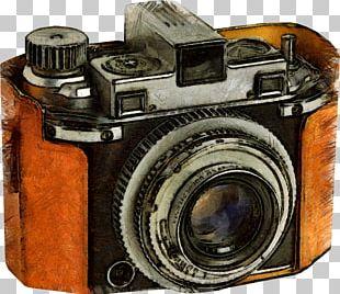 Digital SLR Camera Lens Photography PNG
