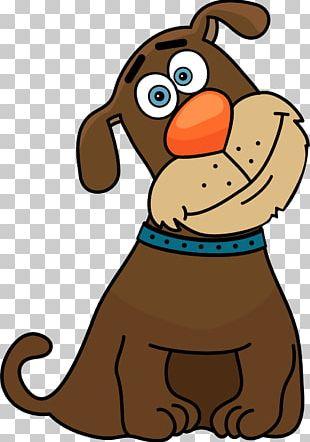 Dog Puppy Caricature Euclidean PNG