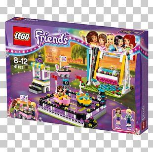 LEGO 41133 Friends Amusement Park Bumper Cars LEGO Friends The Lego Group Toy PNG