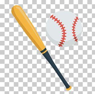 Baseball Bat Bat-and-ball Games Batting PNG