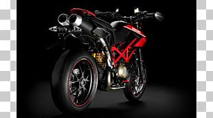 EICMA Exhaust System Ducati Hypermotard Motorcycle PNG