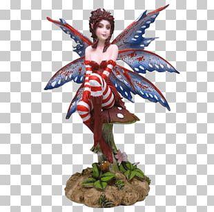 Figurine Fairy Statue Art Magic PNG