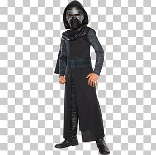 Kylo Ren Chewbacca Finn Costume Child PNG