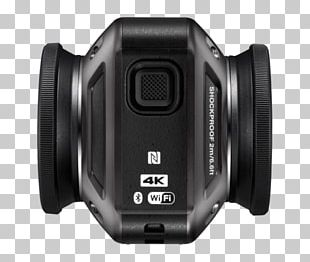 Nikon KeyMission 360 4K Resolution Action Camera Video Cameras PNG