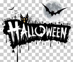 Halloween Jack-o'-lantern Font PNG