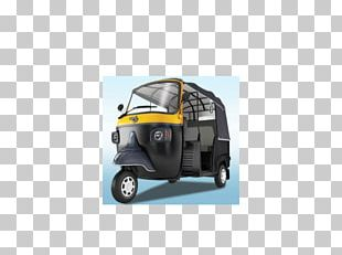 Piaggio Ape Car Auto Rickshaw PNG