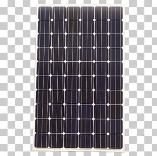 Solar Panels Photovoltaics Monocrystalline Silicon Solar Power Solar Energy PNG