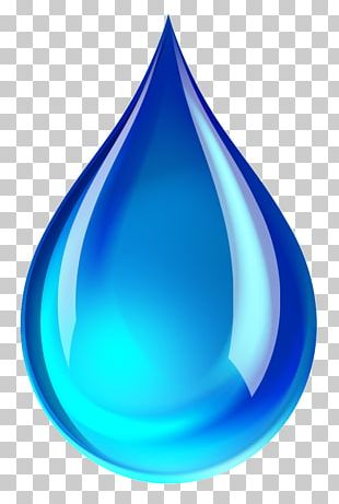 Drop Drinking Water PNG