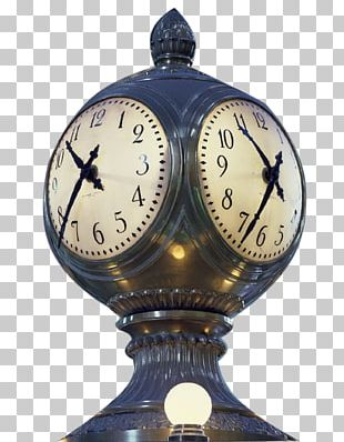 Grand Central Terminal Manhattan Time Clock Stock.xchng PNG