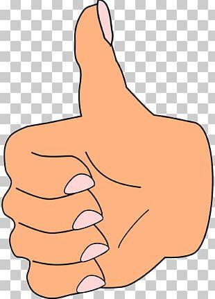 Thumb Signal PNG