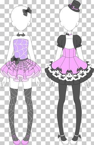 Costume Fashion Design Art Clothing PNG