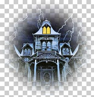 Spooky Haunted Houses Ghost The Haunted Mansion PNG
