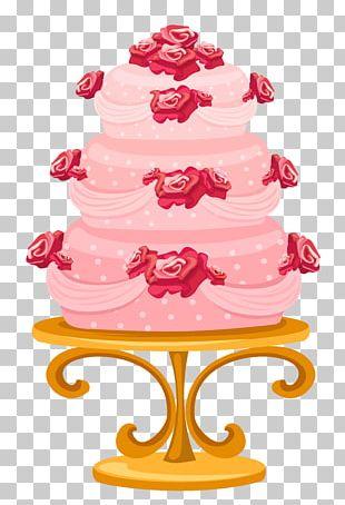 Birthday Cake Wedding Cake Cupcake PNG