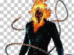 Ghost Rider Johnny Blaze Marvel Comics PNG