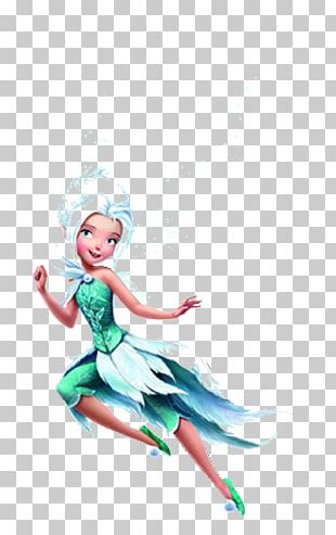 Tinker Bell Disney Fairies Vidia Silvermist Fairy PNG